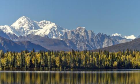 Byers Sø - Alaska - Risskov Rejser