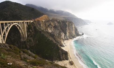 Californien kyst - Risskov Rejser