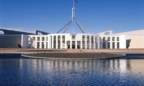 Hovedstaden Canberra