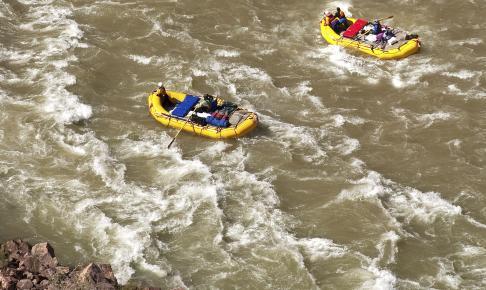 Rafting på Colorado River - Risskov Rejser