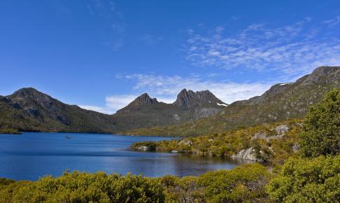 Cradle Mountain Tasmania - Risskov Rejser