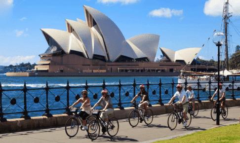 Oplev Sydney på cykel - Risskov Rejser