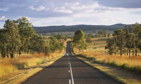 Landkabet i det sydslige Asutralien