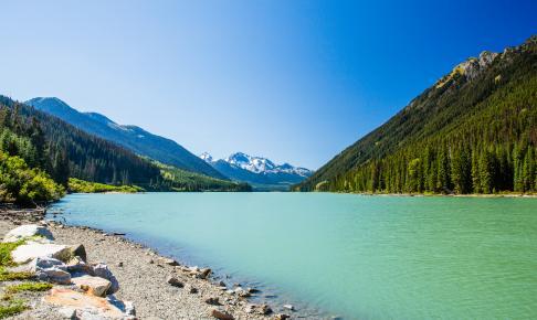 Duffey Lake - Canada - Risskov Rejser