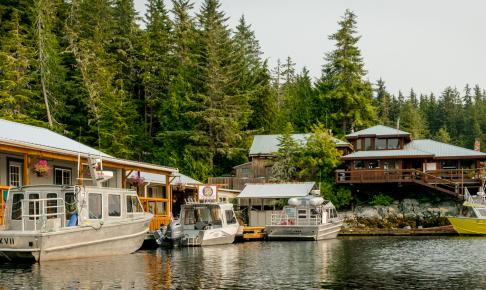 Farewell Harbour Lodge - Canada - Risskov Rejser