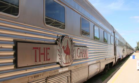 The Ghan - Risskov Rejser