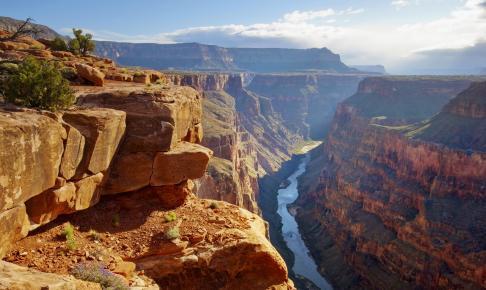 Oplev Grand Canyon på en rejse til det vestlige USA
