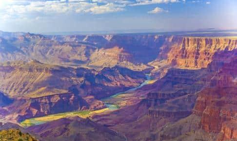 Solopgang i Grand Canyon - Risskov Rejser