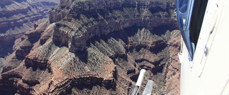 Helikoptertur over Grand Canyon - Risskov Rejser