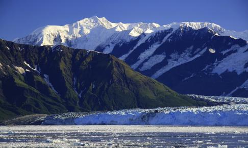 Hubbard Glacier, Alaska - Risskov Rejser