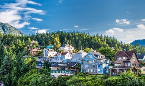 Ketchikan, Alaska - Risskov Rejser