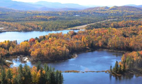 Laurentian Mountains - Risskov Rejser