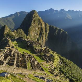 Inkabyen Machu Picchu