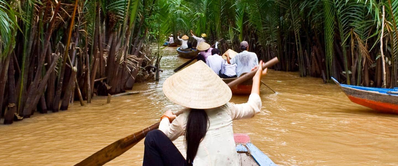 Mekong River - Risskov Rejser