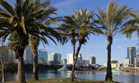 Orlando i Florida