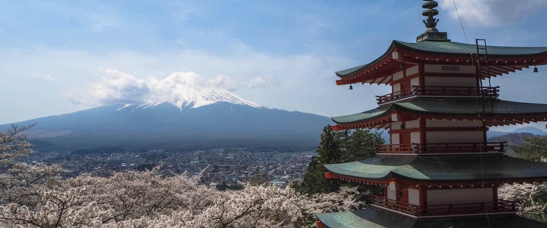 Pavilion i Japan - Risskov Rejser