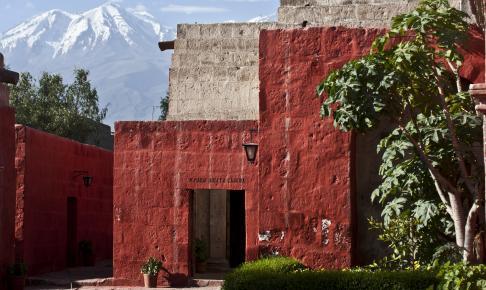 Santa Catalina-klosteret - Risskov Rejser