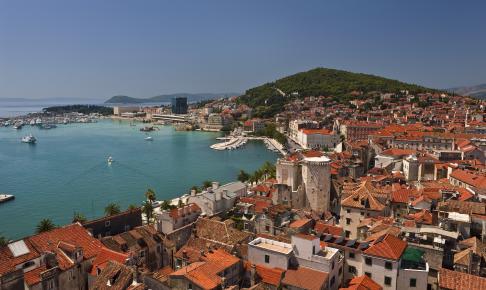 Kystbyen Split - Risskov Rejser