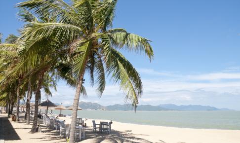 Nha Trang Beach Vietnam - Risskov Rejser
