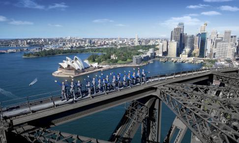 Bridge Climb i Sydney