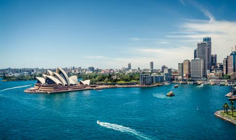 Sydney Harbour - Risskov Rejser