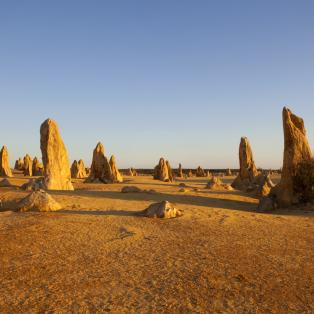 The Pinnacles i Western Australia