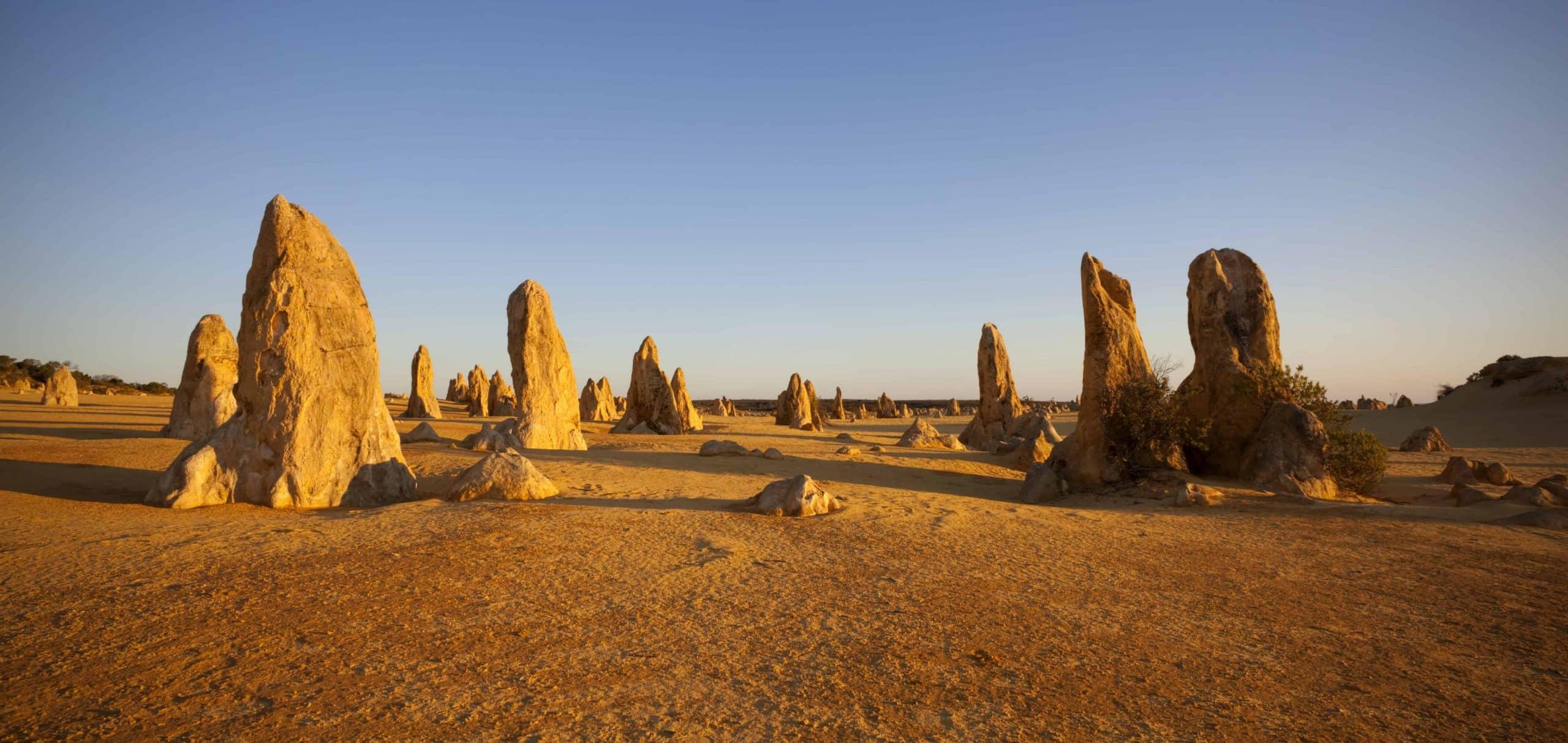The Pinnacles i Western Australia
