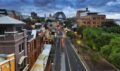The Rocks i Sydney, Australien - Risskov Rejser