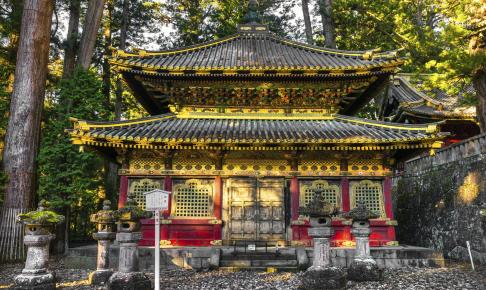 Toshuhu-helligdommen, Japan - Risskov Rejser