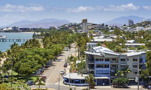 Townsville i Queensland