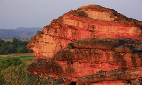 Ubirr, Kakadu National Park - Risskov Rejser