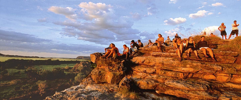 Ubirr Rock i Kakadu - Australien - Risskov Rejser