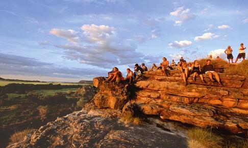 Ubirr Rock i Kakadu National Park - Risskov Rejser