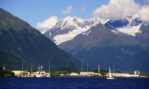 Havn ved de flotte bjerge - Risskov Rejser