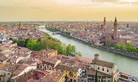 Kærlighedsbyen Verona i Italien - Risskov Rejser