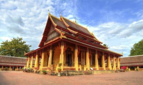 Wat Sisaket - Risskov Rejser