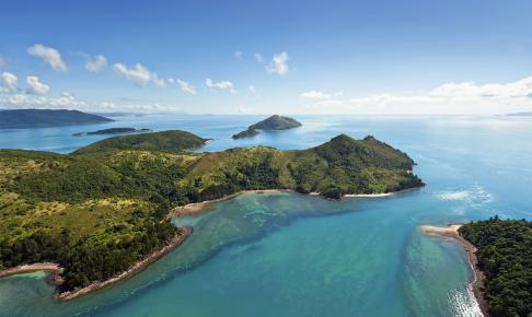 Sejltur ved øerne Whitsundays - Risskov Rejser