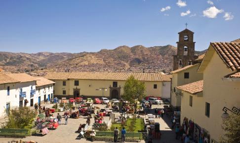 Cusco - Risskov Rejser