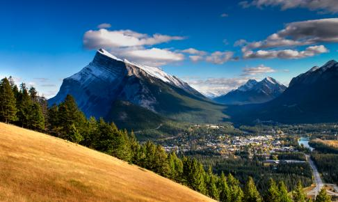 Rocky Mountains, Alberta, Canada - Risskov Rejser