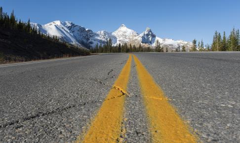 Icefields Parkway, Canada - Risskov Rejser