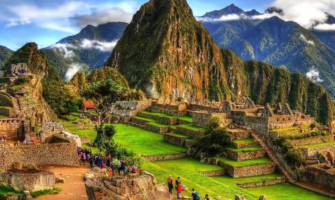 Det ikoniske Machu Picchu - Risskov Rejser