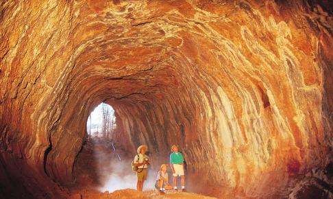 Undara lavatunnels