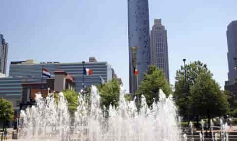 Olympic Park i Atlanta