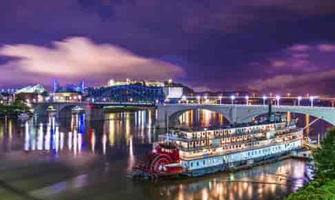 Chattanooga Tennessee - Risskov Rejser