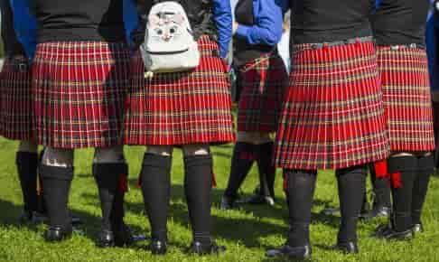 North Berwick Highland Games - Risskov Rejser