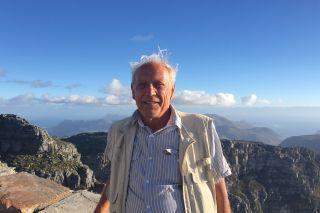 Sydafrika-ekspert rejseleder Pierre Toft sammen med Risskov Rejser