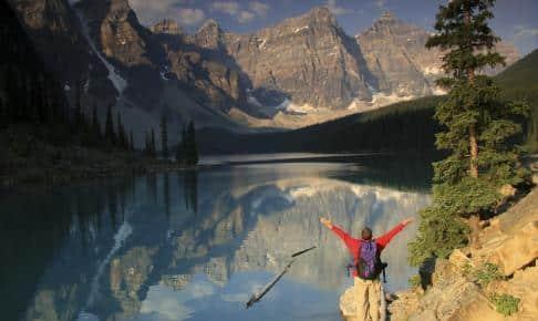 Vandring i the Rockies - Risskov Rejser