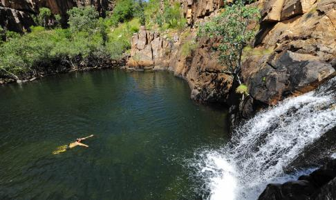 Katherine Gorge i The Top End