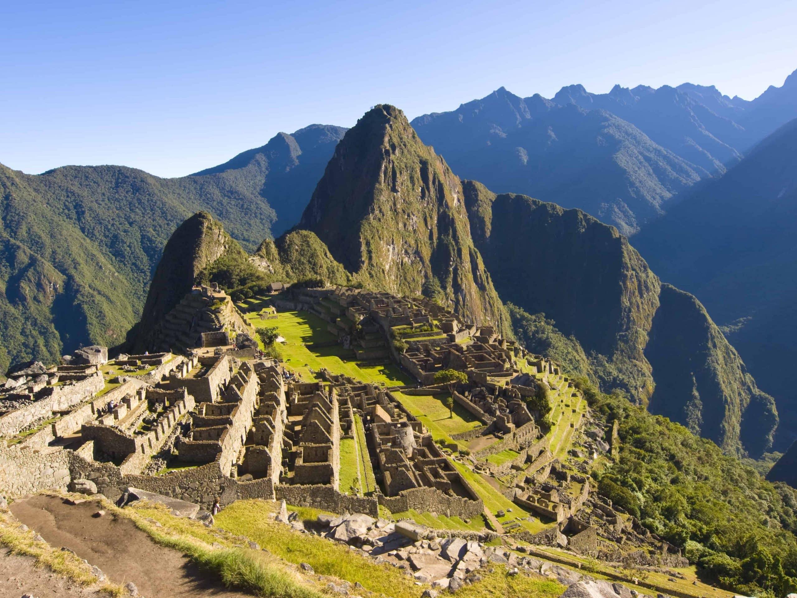 Den glemte inkaby, Machu Picchu - Risskov Rejser
