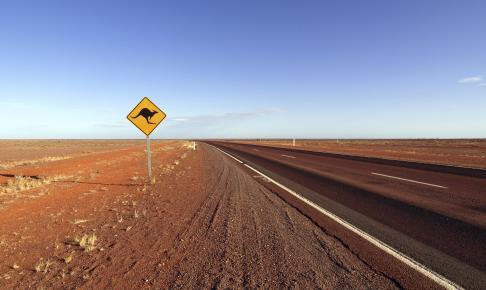 Stuart Highway - Kør selv ferie i Australien - Risskov Rejser